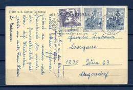REPUBLIK ÖSTERREICH , 06/04/1973  Die Weinstadt - KLOSTERNEUBURG  (GA4324) - Vins & Alcools