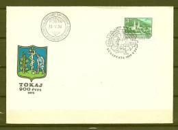 MAGYAR POSTA , 29/05/1973  Premier Jour First Day - BUDAPEST  (GA4348) - Vins & Alcools