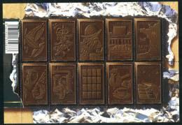 """Bloc-Feuillet De 2009 """"Le Chocolat - 10 Timbres Gommés """" - Blocs & Feuillets"""