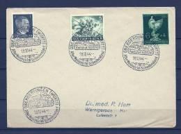 DEUTFCHES REICH  , 19/10/1944  Alterweinbau Im Schwabenland - OBERDINGEN  (GA4549) - Wijn & Sterke Drank