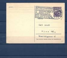 REPUBLIK ÖSTERREICH ,  25/10/1950  Die Weinstadt - LANGENLOIS   (GA4726) - Wijn & Sterke Drank