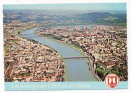 AUSTRIA - AK131720 Landeshauptstadt Linz An Der Donau - Non Classés
