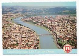 AUSTRIA - AK131720 Landeshauptstadt Linz An Der Donau - Unclassified