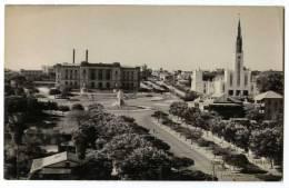 Cpa Du Mozambique Lourenco Marques Loure  Marques Camara Municipal A Catedral  THI1 - Mozambique