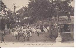 CONGO - BOMA - Aspect De La Rue Au Retour Des Troupes - Congo - Brazzaville