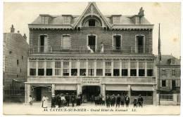 80 : CAYEUX SUR MER - GRAND HOTEL DU KURSAAL (LL) - Cayeux Sur Mer