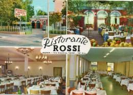 Italie > Bar Ristorante Rossi  Via Casilina 1040 10 E Km - Multi Vues (année : 1965) *PRIX FIXE - Roma (Rome)