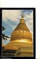 THE GOLDEN LAND  MYANMAR  CIRCULADA    OHL - Myanmar (Birma)