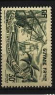 Guyane     N° 144  Neuf **  Luxe   Cote Y&T   2,90  €uro  Au Quart De Cote