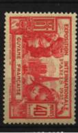 Guyane     N° 145  Neuf **  Luxe   Cote Y&T   2,90  €uro  Au Quart De Cote
