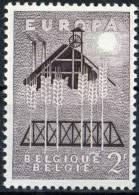 PIA - CEPT - 1957 - BELGIQUE  - (Yv 1025-26) - Europa-CEPT