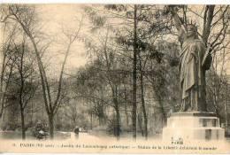 STATUE DE LA LIBERTE - PARIS VI° - Monuments