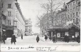 4928 - Genève  Place Du Molard - GE Genève