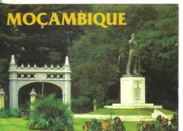 Mozanbico-mocambique-statua Del Presidente Samora Machel - Mozambico