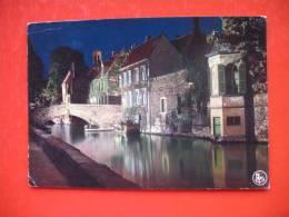 BRUGGE Verlichting Van De Groene Rei - Brugge