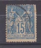 Lot N°19079    N°90, Oblit Cachet à Date A Déchiffrer - 1876-1898 Sage (Type II)