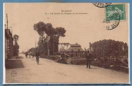 76 - BLANGY Sur BRESLE -- La Route De Dieppe Et La Verrerie - Blangy-sur-Bresle