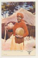 African Housewife At Home, Marandellas - South Africa