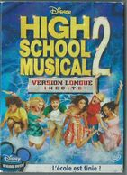 Dvd High School Musical 2 - Comedias Musicales