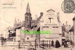 BRUGGE ** BRUGES ** 1900 QUAI DU ROSAIRE - Brugge