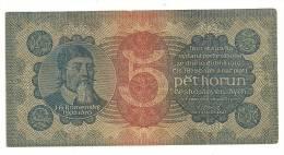 Czechoslovakia 5 Korun 1921 - Czechoslovakia