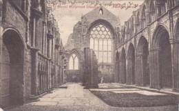 UK - Edinburgh - The Nave, Holyrood Chapel (animation, Général Entanterie, Lille) - Midlothian/ Edinburgh