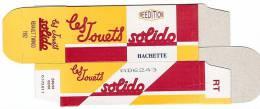 SOLIDO - BOITE VIDE  - RENAULT TWINGO - 1992. - Altre Collezioni