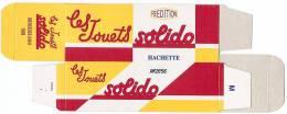SOLIDO - BOITE VIDE  - MERCEDES 540 K - 1938. - Altre Collezioni
