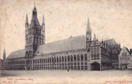 YPRES Les Halles - Belgique