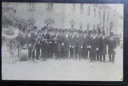 1491 DRESDEN - Fotokarte Ehrendelegation Vor Fabrik *UNBEDINGT ANSEHEN* Ca. 1920 - Dresden