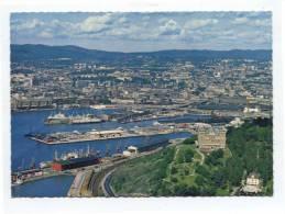 29733 - Norvège     Oslo   The Harbour - Suède