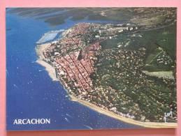 ARCACHON - Bassin - Vue Générale - Arcachon