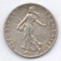 FRANCIA 50 CENTESIMI 1913 AG - Francia