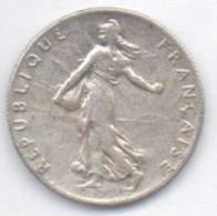 FRANCIA 50 CENTESIMI 1915 AG - Francia
