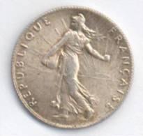FRANCIA 50 CENTESIMI 1916 AG - Francia