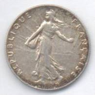 FRANCIA 50 CENTESIMI 1917 AG - Francia