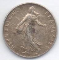 FRANCIA 50 CENTESIMI 1918 AG - Francia