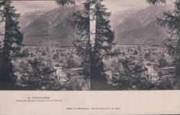 Interlaken, Carte Stéréoscopique (10010) - Cartes Stéréoscopiques