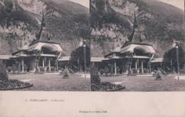 Interlaken, Carte Stéréoscopique (10003) - Cartes Stéréoscopiques