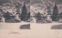 Interlaken, Carte Stéréoscopique (10002) - Cartes Stéréoscopiques