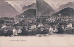 Interlaken, Carte Stéréoscopique (10001) - Cartes Stéréoscopiques
