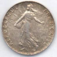 FRANCIA 50 CENTESIMI 1920 AG - Francia