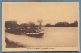 78 - CARRIERES Sous POISSY --  La Seine - Carrieres Sous Poissy