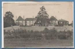 78 - CARRIERES Sous POISSY -- Château Champfleury Et.... - Carrieres Sous Poissy
