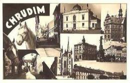 CPA - CHRUDIM - MULTIVUES - Edition B.A. Keil - Tschechische Republik