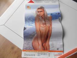 Calendrier Carosseries AVEC FEMMES SEXY NUES 2012 - Other
