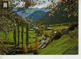 ARINSAL VISTA GENERAL  VALLS  D´ANDORRA    OHL - Andorra