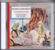 RIMSKI KORSAKOV   SCHEHERAZADE - Klassik