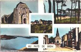 SAINT MARTIN DE BREM  /SAINT NICOLAS DE BREM /LOT 486/ PETIT FORMAT - Saint Michel En L'Herm
