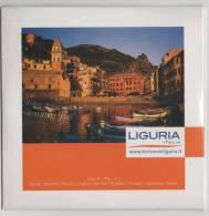 Alt120 DVD Turismo Regione Liguria, Storia, Geografia, Cultura, History, Geo, Genova, Cinque Terre, Sanremo - Viaggio